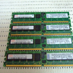 Memorie ram server workstation 1GB Hynix ECC PC2-3200R 400MHz DDR2 Registered - Memorie server Alta