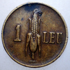 2.280 ROMANIA 1 LEU 1941 - Moneda Romania