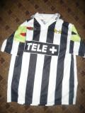 Tricou al Echipei Fotbal Juventus Torino - Jucator nr 17 Trezeguet, masura XL, Alb