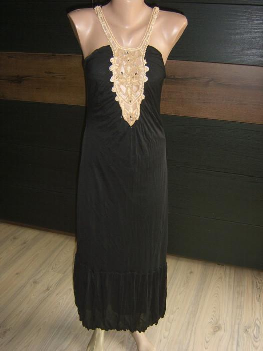 rochie superba de vara ROBERTO CAVALLI originala, cu holograma, M foto mare