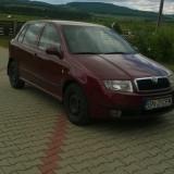 Skoda fabia 1, 4, An Fabricatie: 2001, Benzina, 139000 km, 1400 cmc