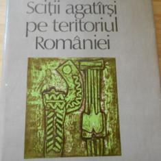 VALENTIN VASILIEV--SCITII AGATIRSI PE TERITORIUL ROMANIEI - Carte Istorie