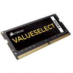 Memorie RAM SODIMM Corsair 4GB (1x4GB), DDR4 2133MHz, CL15, 1.2V - Memorie RAM laptop