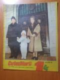 Revista cutezatorii 7 ianuarie 1988-ziua de nastere a elenei ceausescu