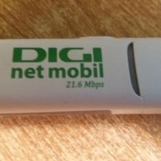 Modem USB Internet Mobil de la RDS - Modem 3G Huawei