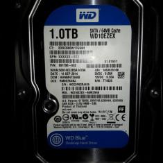 Hard Disk WD Blue 1TB, 7200rpm, 64MB cache, SATA III