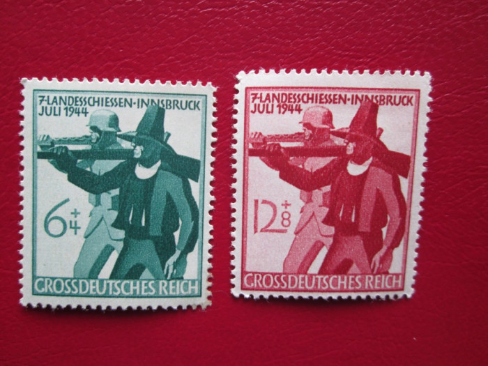 GERMANIA SERIE =MNH