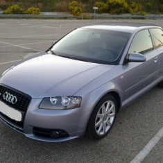 Audi A3 2.0 TDI Ambition, An Fabricatie: 2005, Motorina/Diesel, 178555 km, 1989 cmc