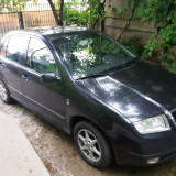Skoda Fabia sedan, An Fabricatie: 2002, Benzina, 185000 km, 1390 cmc