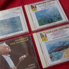Colectie 9 CD uri cu Muzica Clasica emi records
