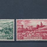 Luxemburg 1948 34 Euro vederi castele peisaje - serie nestampilata MH