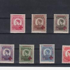 ROMANIA 1946 , MIHAI  SERVICIUL  PRIZONIERILOR DE RAZBOI  SERIE  MNH