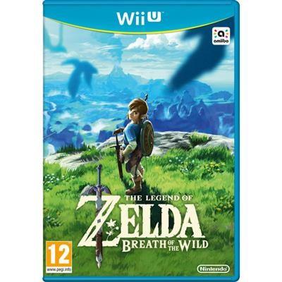 The Legend Of Zelda Breath Of The Wild Nintendo Wii U foto