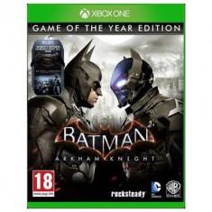 Batman Arkham Knight Game Of The Year Edition Xbox One - Jocuri Xbox One