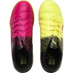 Adidasi Fotbal Sintetic Puma evoPower 4, 3 nr 38 - Ghete fotbal Puma, Culoare: Multicolor