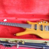 Chitara Bass Warwick Corvette Rock bass 5corzi + toc Bucuresti