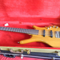 Chitara Bass Warwick Corvette Rock bass 5corzi + toc Bucuresti