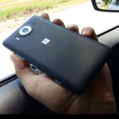 Microsoft lumia 950 impecabil 10/10 - Telefon Microsoft, Negru, Neblocat