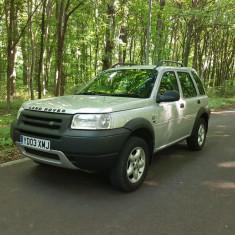 Land rover freelander, An Fabricatie: 2004, Motorina/Diesel, 160 km, 2000 cmc