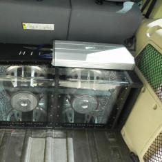 Subwoofer + statie HIFONICS ZEUS 2000 WATT, 1000 WATT RMS - Subwoofer auto