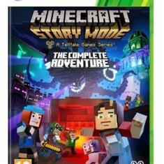 Minecraft Story Mode The Complete Adventure Xbox360 - Jocuri Xbox 360