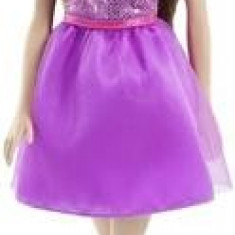 Papusa Mattel Barbie Doll Glitz Dress Purple
