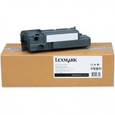 Waste toner Lexmark C734X77G, black, 25 k