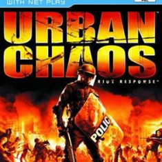 Urban Chaos Riot Response Ps2 - Jocuri PS2 Eidos