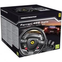 Volan Thrustmaster Ferrari 458 Italia Xbox360, Volane si pedale
