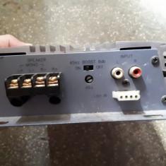 Urgent vand amplificator pentru masina + subwoofer+cabluri - Amplificator auto Alpine