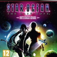 Star Ocean The Last Hope International Ps3 - Jocuri PS3 Sega