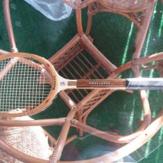 Racheta tenis vintage - Racheta tenis de camp, Adulti