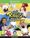 Rabbids Invasion The Interactive Tv Show Xbox One, Ubisoft