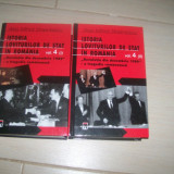 ISTORIA LOVITURILOR DE STAT IN ROMANIA ALEX MIHAI STOENESCU VOL 4 PARTEA 1, 2 - Istorie