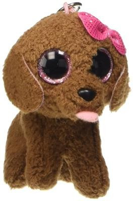 c889395596a Breloc Ty Beanie Boo Maddie The Brown Dog foto