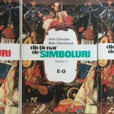DICTIONAR DE SIMBOLURI - Jean Chevalier, Alain Gheerbrant (3 volume) - Enciclopedie