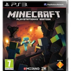 Minecraft Ps3 - Jocuri PS3 Sony