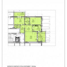 Apartament 3 camere spatios, decomandat Aviatiei - Apartament de vanzare, 105 mp, Numar camere: 3, An constructie: 2016, Etajul 4