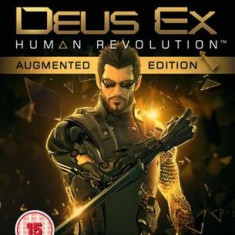 Deus Ex 3 Human Revolution Augmented Edition Ps3 - Jocuri PS3 Square Enix