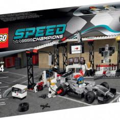 Lego® oprirea la boxe mclaren mercedes [75911] - LEGO Speed Champions