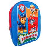 Ghiozdan 3 D Paw Patrol, Albastru/Rosu, 24912PA