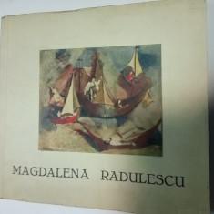 MAGDALENA RADULESCU - monografie 1946 - (studiu critic de PETRE COMARNESCU) - Album Pictura