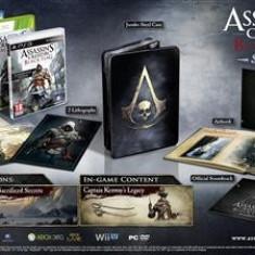 Assassin's Creed Iv Black Flag Skull Edition Nintendo Wii U - Jocuri WII U