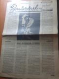Ziarul pamantul 28 aprilie 1935-ziua de pastesi art. isus imparatul istoriei