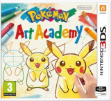 Pokemon Art Academy Nintendo 3Ds