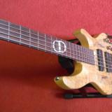 Chitara Bass Fretless ESP LTD de comanda, 5 corzi + toc Bucuresti