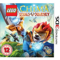 Lego Legends Of Chima Laval's Journey Nintendo 3Ds - Jocuri Nintendo 3DS