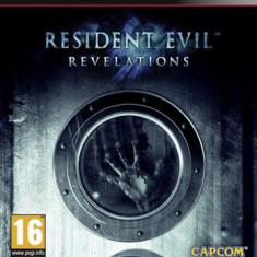Resident Evil Revelations Ps3 - Jocuri PS3 Electronic Arts