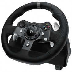 Volan Gaming Logitech Driving Force G920 Xbox One Si Pc, Volane si pedale