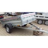Remorci/Remorca 2.4 m x 1, 35 m, sarcina maxima 750 kg – Axel Triler 135 Knot - Utilitare auto